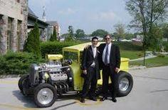 love this #hotrod #pickup #wedding #car