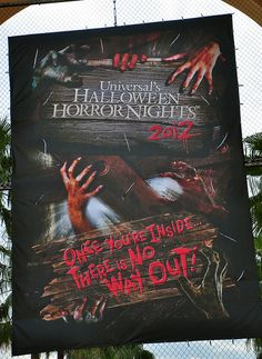 after 6 hours of tromping around halloween horror nights 22 weve barely scratched the surface of what this years event entails - Hours Halloween Horror Nights