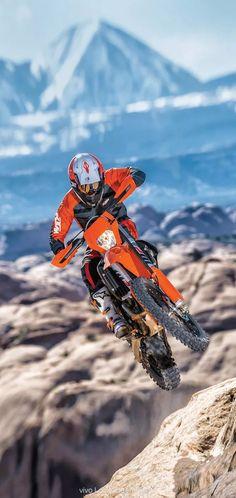 Motocross Love, Motorcross Bike, Dirt Bike Accessories, Ktm Dirt Bikes, Dirt Biking, Moto Wallpapers, Volkswagen, Cross Wallpaper, Iphone Wallpaper