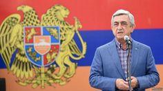 La bandera y el escudo de armas de Armenia recibirán grado de color, dimensiones y formas precisas para su presentación por ley.