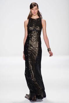 New York Fashion Week February 2014  Badgley Mischka Collection