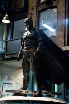 The Dark Knight - Christian Bale