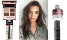 How Emily Ratajkowski gets ready for a Friday night out