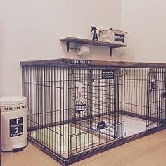 Dog Crate, Dog Supplies, Dog Grooming, Crates, Home Improvement, Home Appliances, Pets, Home Decor, Animal