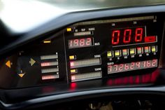 Une réplique de KITT, la Firebird de K2000.