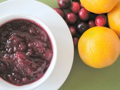 Cranberry Clementine Sauce - Life Your Way {Full} Thanksgiving Sides, Thanksgiving Recipes, Holiday Recipes, Great Recipes, Easy Cranberry Sauce, Good Food, Yummy Food, Homemade Sauce, Frugal Meals