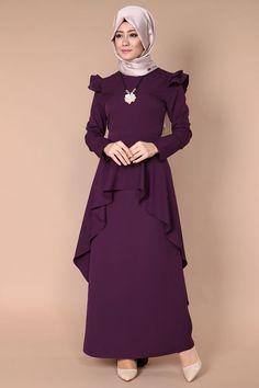 6a3d87f025a1d Latest Frill Abaya Style That Will Love You – Girls Hijab Style   Hijab  Fashion Ideas