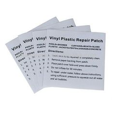 Inflatable swimming pool puncture repair #patch kit for #bestway #intex heavy dut,  View more on the LINK: http://www.zeppy.io/product/gb/2/221812298615/