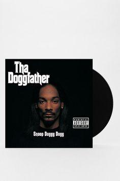 Snoop Doggy Dog - Tha Doggfather LP