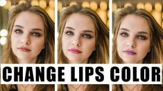 Hey Guys! Check out my exciting new #Photoshop #Tutorial on How to Change Lips Color in Photoshop CC, CS6. Comments are most invited. #ChangeColorinPhotoshop #Photoshoptutorial #Photoretouching #lipsretouching
