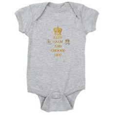 KEEP CALM AND CHOOSE LIFE #Baby #Bodysuit...#prolife #antiabortion #keepcalm #chooselife #fashion #clothing #religious #Christian #Catholic #Jewish #pregnancy #pregnant #baby #unborn #unbornbaby #life #love #RoseSantuciSofranko  #Artist4God