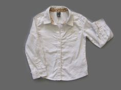 Ref. 1100810- Camisa - Zara- niña - Talla 4 años - 5€ - info@miihi.com - Tel. 651121480