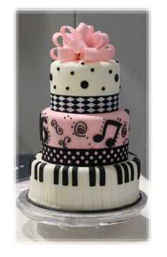 Piano Cake...