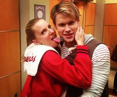"""Brittany and Sam: Top Quotes of Glee Season 4, Episode 9: """"Swan Song"""""""
