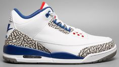 Are You Looking Forward To The 2016 Air Jordan 3 True Blue?