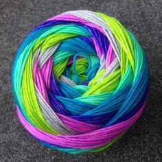 Rustic Merino Sport Periwinkle Blue 06 Superwash Wool 100 Gram Queensland Yarn