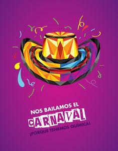 Propuesta Gráfica Carnaval de Barranquilla on Behance Colombian Culture, Dance World, Party Poster, Party Flyer, Photo Booth, Pop Art, Graffiti, Carnival, Design Inspiration