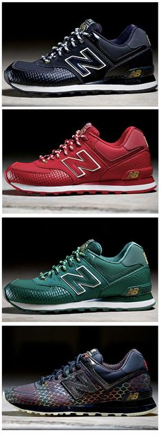New Balance 574 'Year of the Snake' pack