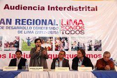 """""""Esto es verdadera democracia del pueblo. Porque el pueblo decide qué es lo que la autoridad debe hacer. Ustedes deciden qué Lima quieren""""."""