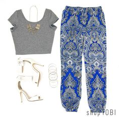 Paisley Perfection wonder if i could make these pants