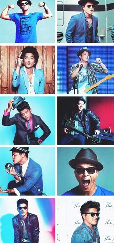 Bruno Mars*-*