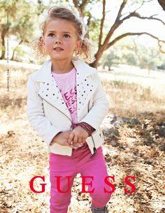 #guesskids #guesskidsad #adcampaign #guess #fashion #kidsfashion #smile #girls #jeans  #girlfashion copyright by Luca Zordan
