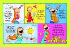 Tarjetas De Cumpleanos Para Facebook | tarjetas-feliz-cumpleanos-animadas-virtuales-dedicatorias-mensajes ...