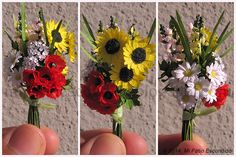 Mi Patio Escondido: Arreglos Florales: bouquet of wild flowers: poppies, snapdragons, daisies, sunflowers ....