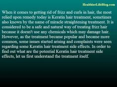 Keratin Hair Treatment Side Effects - http://healthfitsociety.com/protein/casein-protein-side-effects/keratin-hair-treatment-side-effects/
