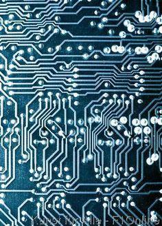 Schaltkreis, Platine, Elektronik