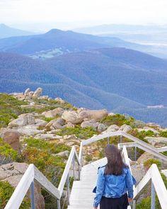 Standing at the top of Kunanyi in Tasmania last week.  Overwhelming beauty!  #colour #color #colorful #illustrator #graphicdesigner #pattern #design #graphicdesign #colorinspiration #melbourne #melbournedesign #melbourneillustrator #unconventionalexpression #abmlifeiscolorful #australia #creativityfound #thenativecreative #colorventures #colorhunters #colorgram #colorhunter #dslooking #adventure #explore #tasmania #hobart #sunset #travel #seetasmania #seeaustralia
