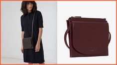 The Casey Crossbody Handbag by Matt & Nat is the perfect vegan accessory to wear while you're wine tasting… Pocket Detail, Wine Tasting, Cross Body Handbags, Saddle Bags, Crossbody Bag, Vegan, How To Wear, Accessories, Fashion