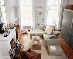 Two People, One Room: How a New York Couple Makes it Work — Domino