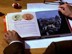 Our Friend The Atom -- This 1957 Disney movie is a companion to the 1956 book of the same name, written by Heinz Haber and published by Simon and Schuster.