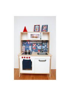 pimp versch nerungspaket kinderk che ikea duktig. Black Bedroom Furniture Sets. Home Design Ideas