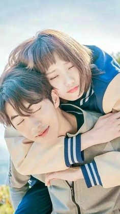 Korean Drama Eng Sub, Korean Drama Romance, Korean Drama List, Korean Drama Movies, Weightlifting Fairy Wallpaper, Weightlifting Fairy Kim Bok Joo Wallpapers, Lee Sung Kyung Wallpaper, Nam Joo Hyuk Wallpaper, Lee Sung Kyung Fashion