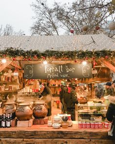 The Best Christmas Markets in Europe - Petite Suitcase German Christmas Markets, Christmas Markets Europe, Christmas Town, Christmas Travel, Christmas Tree Farm, Winter Christmas, Holiday Market, Christmas In London, Budapest Christmas Market