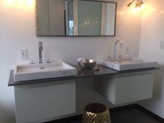 Elegant marble sinks. www.visionsbydesign.us