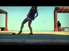 Ana Maria - Camburi Longboard Sessions - YouTube