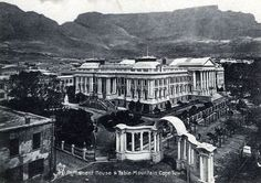 Old Pictures, Old Photos, Vintage Photos, Cities In Africa, Most Beautiful Cities, African History, Cape Town, South Africa, The Good Place