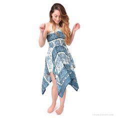 Paisley Pixie  Dress