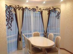 Living room decor classic curtains 59 new ideas Curtain Styles, Curtain Designs, Home Living Room, Living Room Decor, Classic Curtains, Colorful Curtains, Bed Styling, Diy Room Decor, Home Decor
