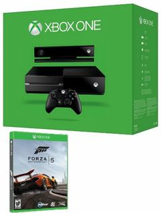 New Xbox One Bundle with an Xbox One Console & Forza Motorsport 5 - http://www.finditamazon.com/2014/05/02/new-xbox-one-bundle-with-an-xbox-one-console-forza-motorsport-5/