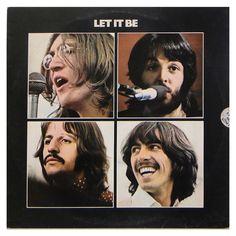 The Beatles - #LetItBe - #vinil #vinilrecords #music #rock