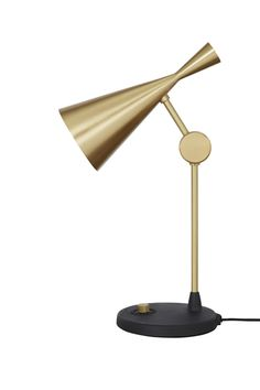 Tom Dixon beat table lamp at Bezar
