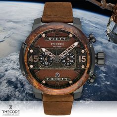 Timecode Hubble 1990 Chronographs