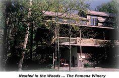 Pomona Winery - along the Shawnee Hills Wine Trail Love their Apple Wines!