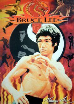 BRUCE LEE poster FIRE | eBay                                                                                                                                                                                 More