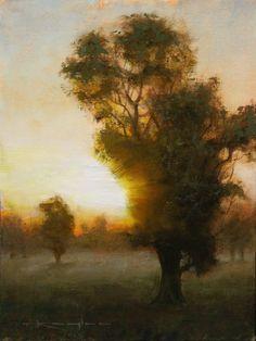 thomas kegler, delaware park sunset