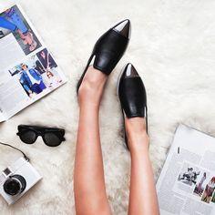 O sapato slip on é o novo queridinho das fashionistas.